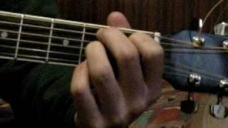 Folsom Prison Blues -  Johnny Cash - guitar lesson