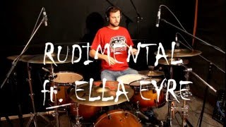 Rudimental ft. Ella Eyre - Waiting All Night (drum cover) by Vedran Šarić