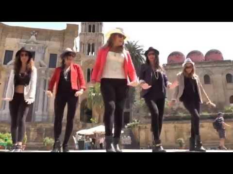 Bruno Mars Uptown Funk Palermo