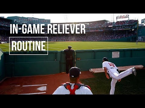Perfecting Your Bullpen Routine For Relief Pitchers