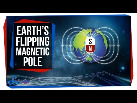 Why Does the Earth's Magnetic Field Keep Flipping?