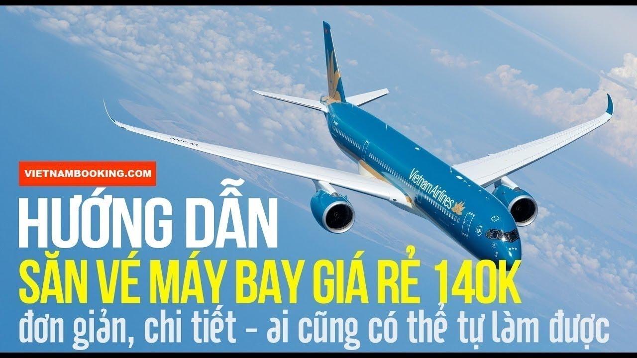 Vé máy bay Đồng Hới giá rẻ khuyến mãi