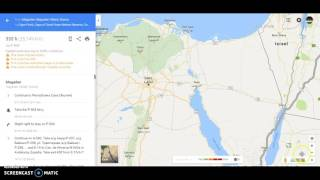 Longest driving directions on Google Maps? Free HD Video