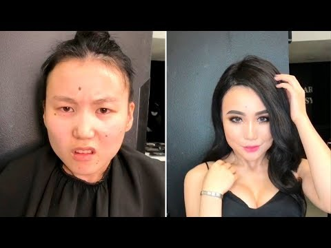 Power Of Makeup Transformations By Goar Avetisyan
