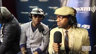 Camp Lo Spark Light in-studio With Their Performance