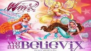 Gambar cover Winx Club We Are Believix Official Video Clip HD
