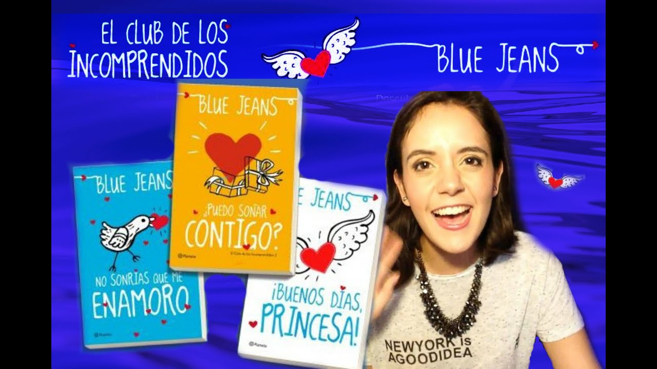 El Club Delos Incomprendidos Libro El Club De Los Incomprendidos Libro 2 Y 3 Blue Jeans