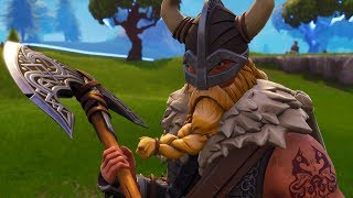 "NEW LEGENDARY SKIN ""MAGNUS"" AND ""ANCESTRAL"" PICKAXE! (Fortnite Battle Royale)"