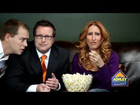 """TV Ad - """"Sappy TV"""" - Ashley Furniture HomeStore"""
