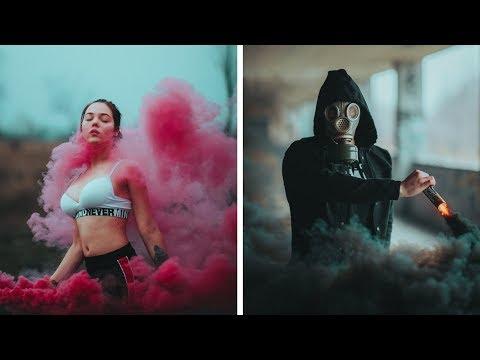 💨 Как Фотографировать с Дымом ПРАВИЛЬНО