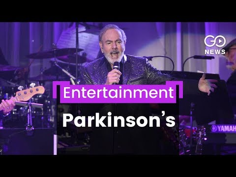 Diamond Diagnosed With Parkinson's