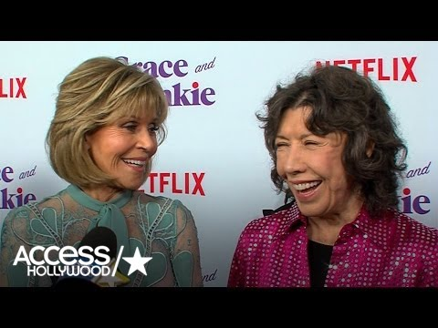 Jane Fonda & Lily Tomlin On Why Women Of All Ages Identify With 'Grace And Frankie'