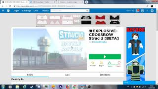 Never ALT + TAB on Roblox | | Strucid | |