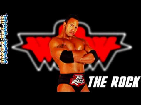 """(NEW) 2001: The Rock 1st WCW Theme Song """"If You Smell...V7"""" By Various Artist"""