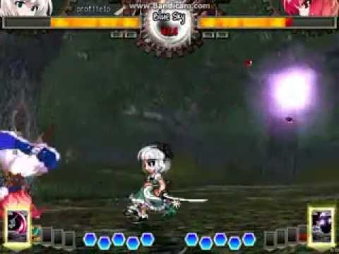 UNL Free Battle : Youmu vs Komachi