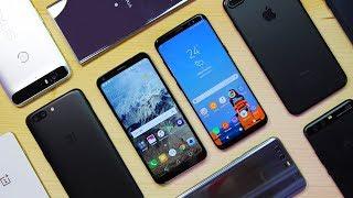 MEGA COMPARATIF : mon smartphone préféré selon vos critères !