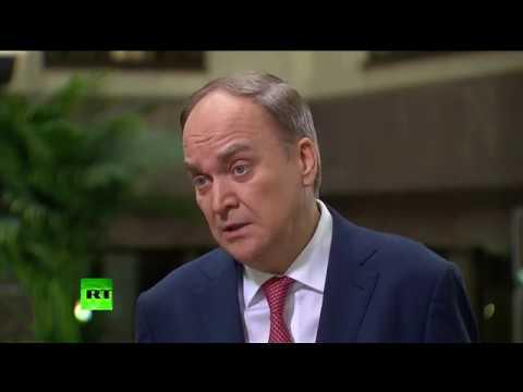 Антонов: Полный бред — обвинять российского посла в том, что он является шпионом