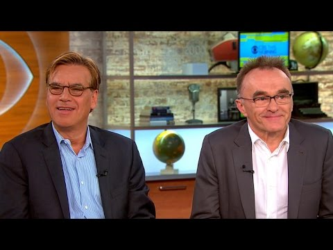 Aaron Sorkin and Danny Boyle on the making...