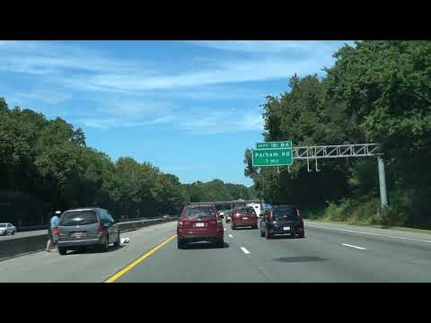 Richmond, VA - Forest Hills Ave to Route 288