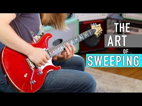 The Art Of Sweeping ( The Essentials)