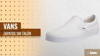 Zapatos Sin Talón 2018, Los 10 Mejores Vans Productos: Vans Unisex Classic (Checkerboard ) Slip-On