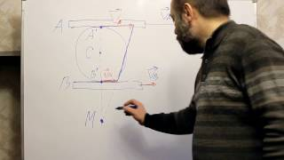 Физика. Урок № 17. Кинематика. Три задачи на качение