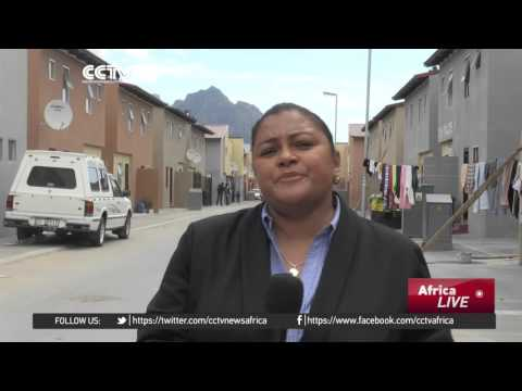 South Africa government seeks to provide decent houses to all