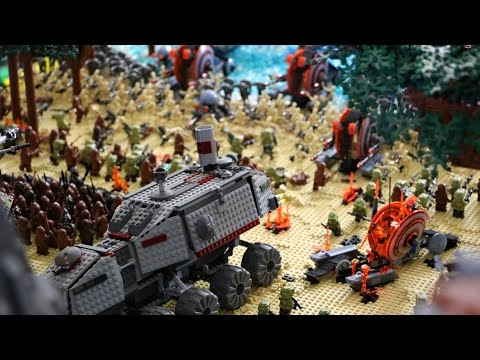the-battle-of-kashyyyk-in-lego-(4k-quality)