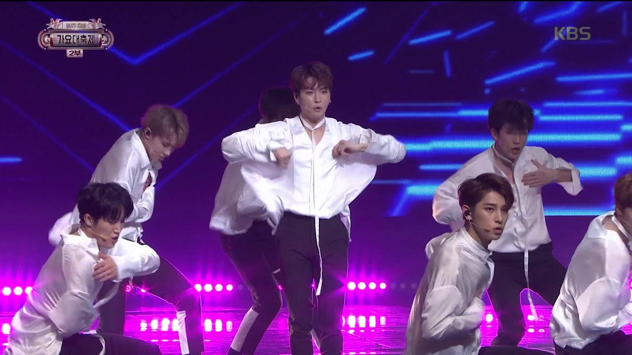 2017 KBS가요대축제 Music Festival - 더 유닛 - Stay (Stay - The Unit). 20171229