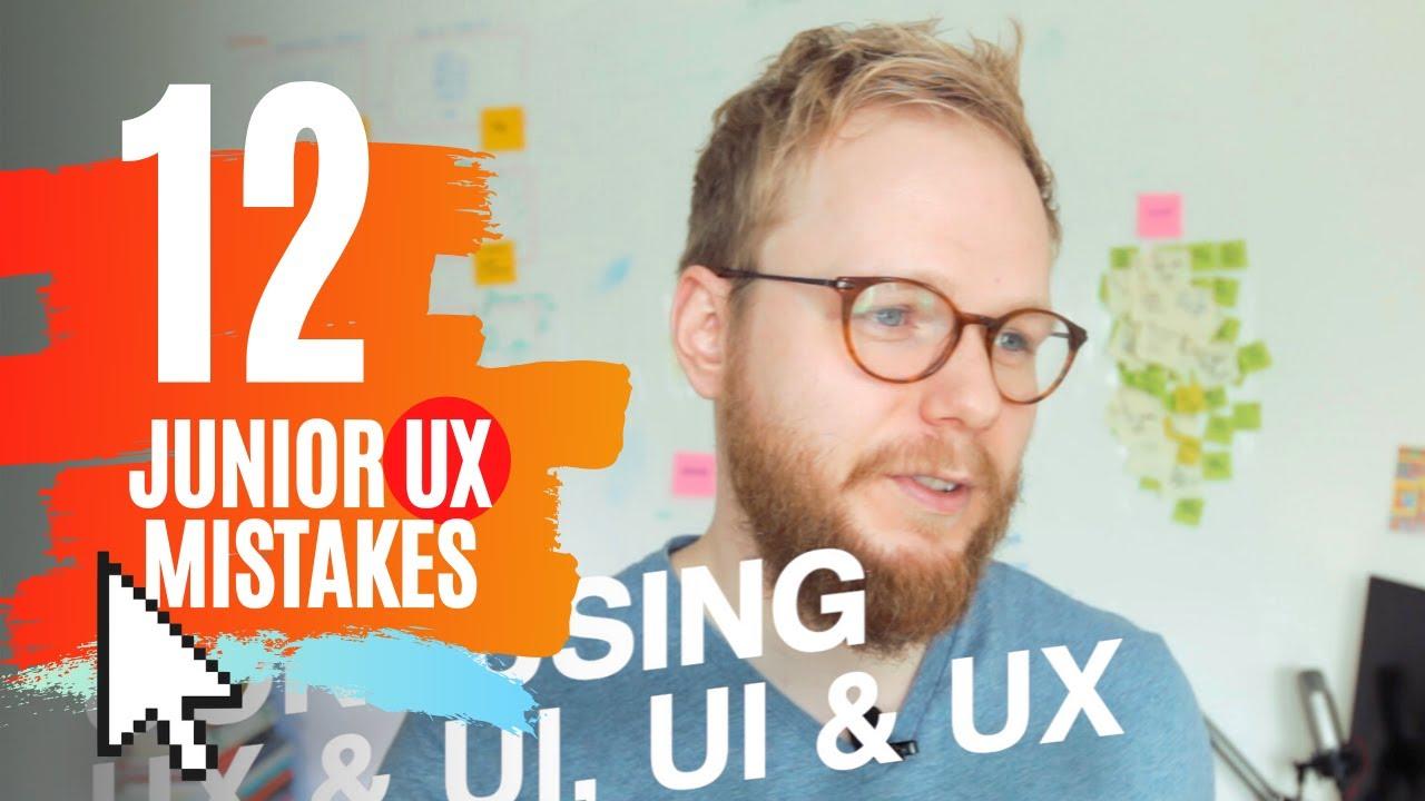 Download 12 Mistakes Junior UX Designers Make