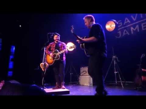 Gavin James duet with Craig Gallagher 11/6/15 streaming vf