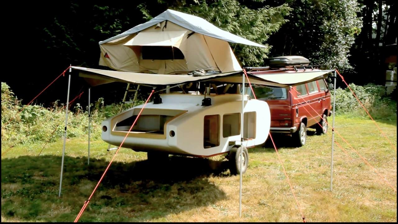 C& Kitchen Part 2- First Successful Deployment of Tent and Awning & Camp Kitchen Part 2- First Successful Deployment of Tent and ...