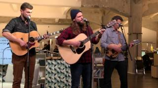Mighty Oaks - Brother (Live at joiz)