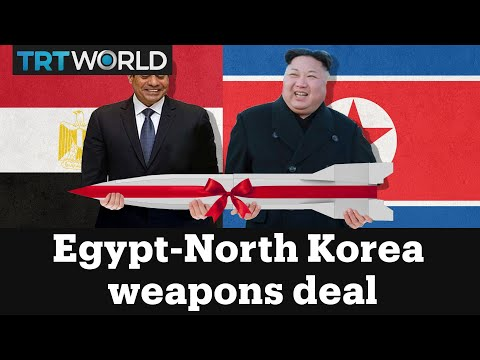 Egypt's Secret Weapons Deal with North Korea