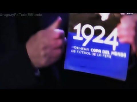 Cerrando bocas / Uruguay Tetra Campeon Mundial ★★★★ / Jorge Ramos ESPN Sport