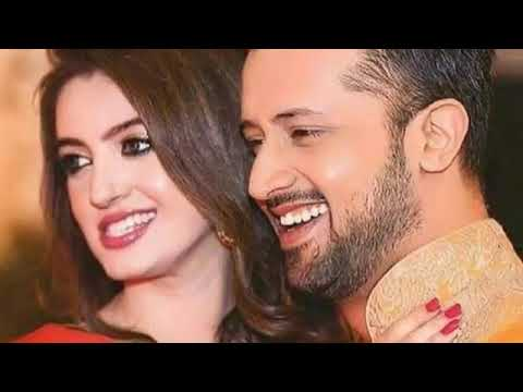 Atif Aslam family father mother brothers wife and son