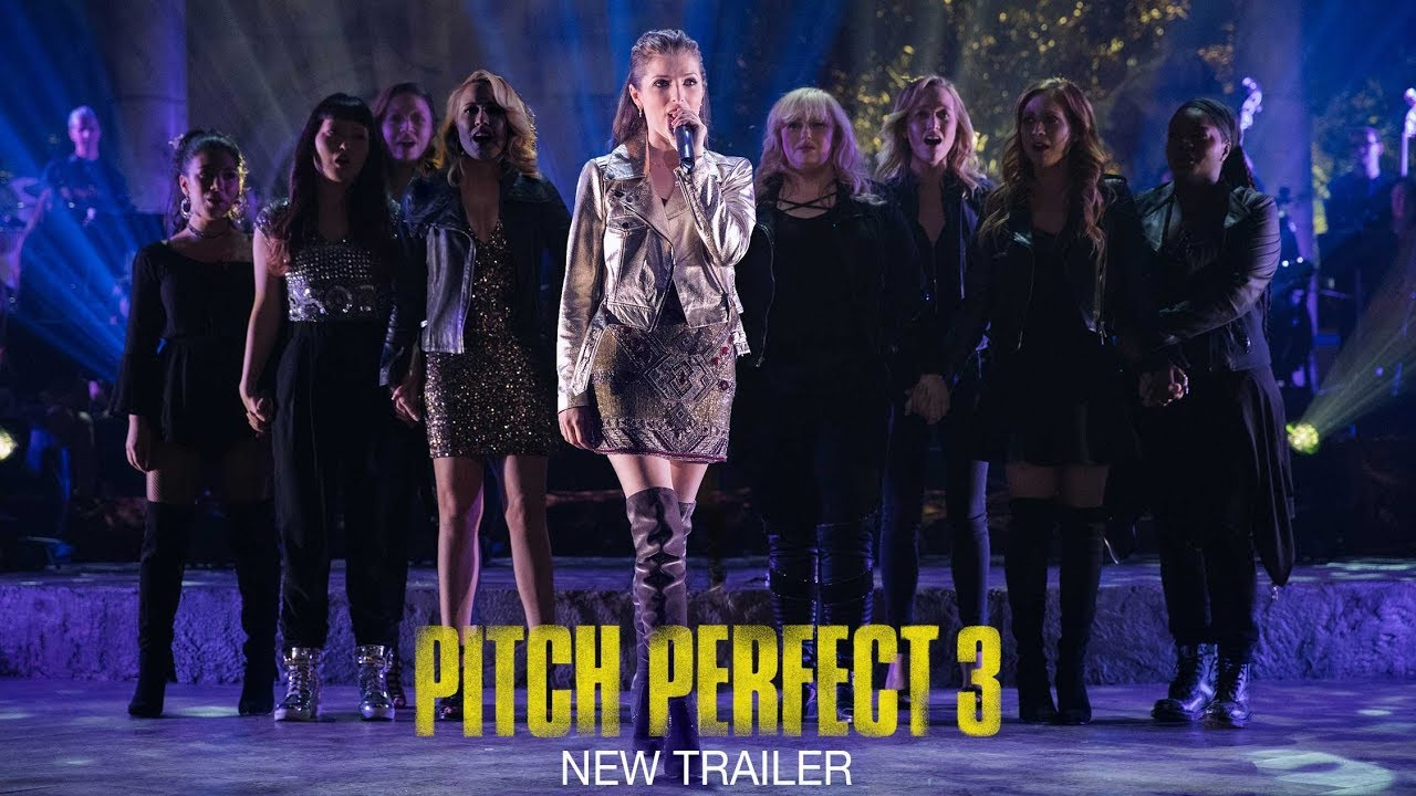 Pitch Perfect 3 – musical comedy franchise hits a bum note