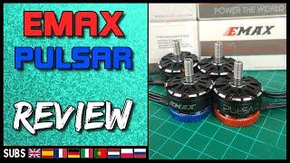 Emax Pulsar 2306 - Motor Review & Thrust Test (RCBM 1520)
