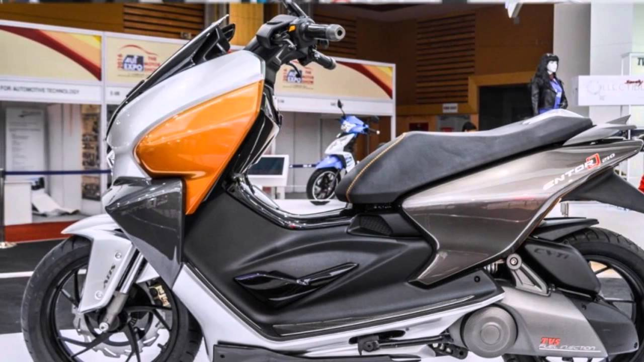 Tvs entorq 210 first look by autotecno review