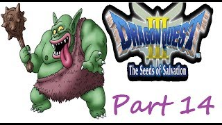 Dragon Quest III Playthrough Part 14 Boss Troll and Ghost Ship