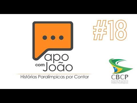 Papo com João #18 - com o João Bentim, ex Presidente da Federação Paulista de Basquete Sobre Rodas