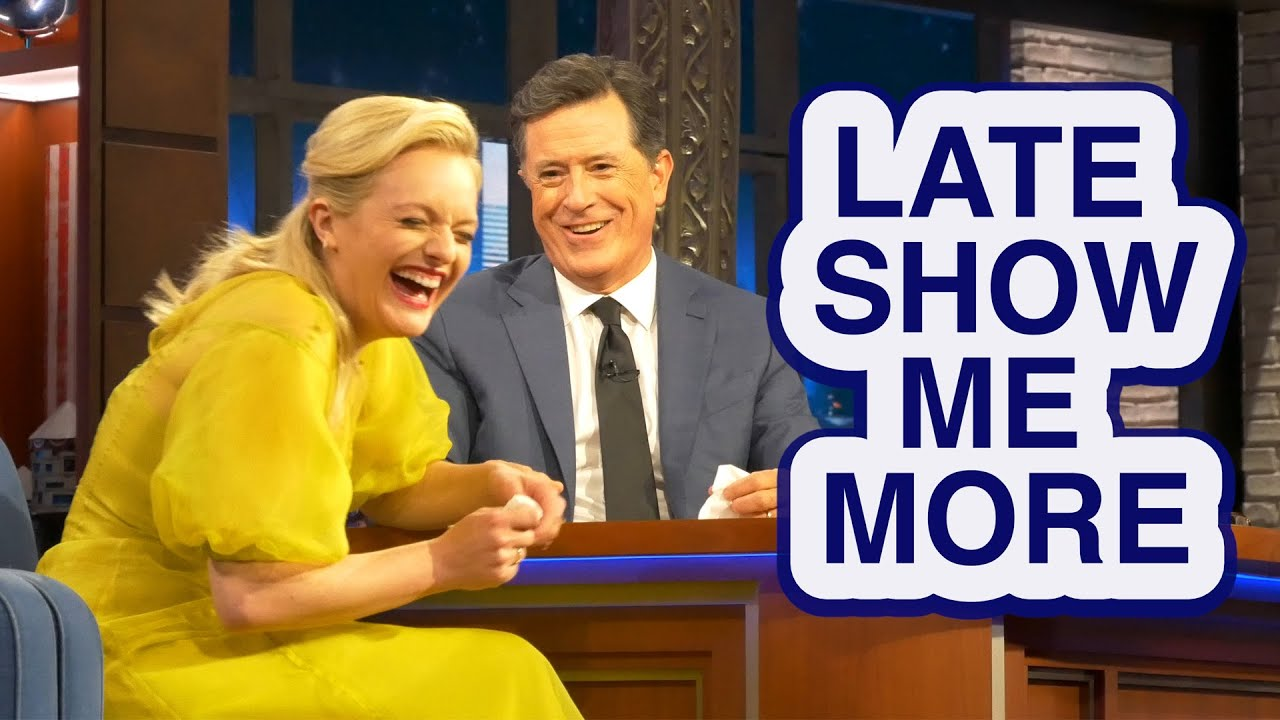 LATE SHOW ME MORE: Laughing Through The Tears