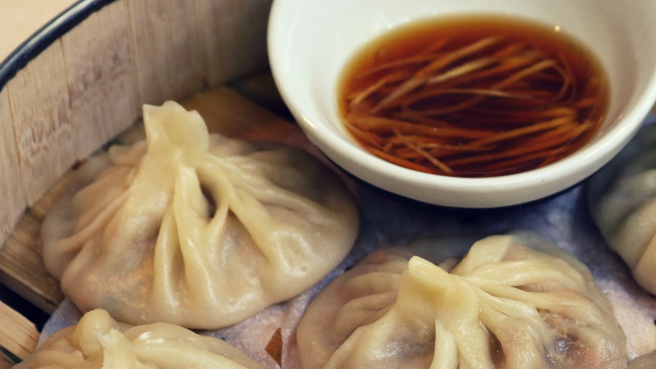 how to make xiao long bao gelatin