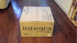 видео AV-ресивер Integra DTA-70.1(B)