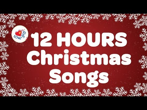 6 hours Non Stop Christmas Songs | Christmas Songs Live Stream