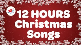 Christmas Songs Playlist Nonstop 12 hours | Christmas Songs Live Stream