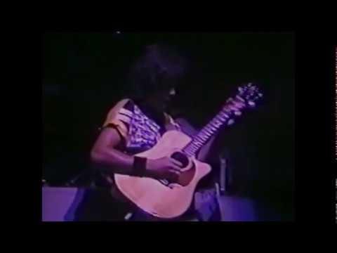 Trevor Rabin Guitar Solo Argentina 1985