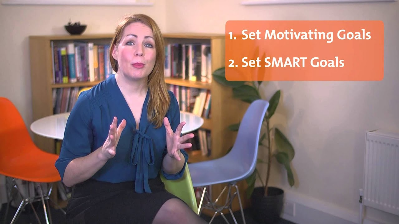 Five Rules of Goal Setting: How to set SMART, Motivating Personal Goals