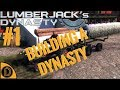 Lumberjacks Dynasty | #1 | First Look Gameplay | What is different from Farmers Dynasty? |