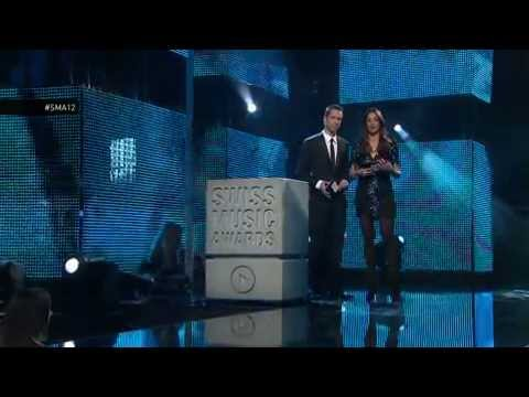 Adele - Swiss Music Awards 2012 : Best Hit International & Best Album Pop Rock International